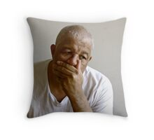 SELF EXAMINATION SER.9 Throw Pillow