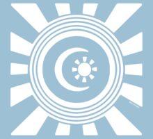 Mandala 34 Simply White by sekodesigns