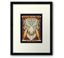 Hunting Club: Barioth Framed Print