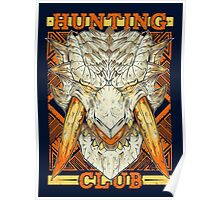 Hunting Club: Barioth Poster