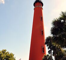 Ponce Inlet Lighthouse by Karl F Davis