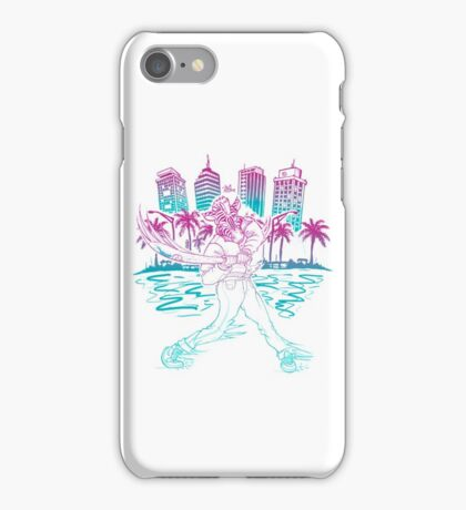 Hotline Miami cool gaming print iPhone Case/Skin