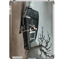 Graveyard Shift iPad Case/Skin