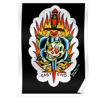 East End - Tattoo flash Poster