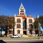 Erath County TX Courthouse by plsphoto