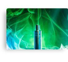 Green MVZ Vapor Canvas Print