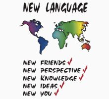 Learn a New Language by mobii
