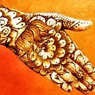 The Lotus Palm by bajidoo