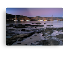 Twilight Apollo Bay Metal Print