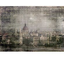 Faded Memories-Budapest Photographic Print