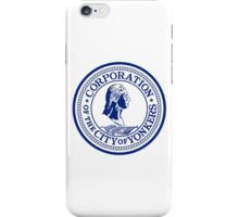 Seal of Yonkers iPhone Case/Skin