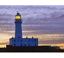 Flamborough Lighthouse.  Photographic Print