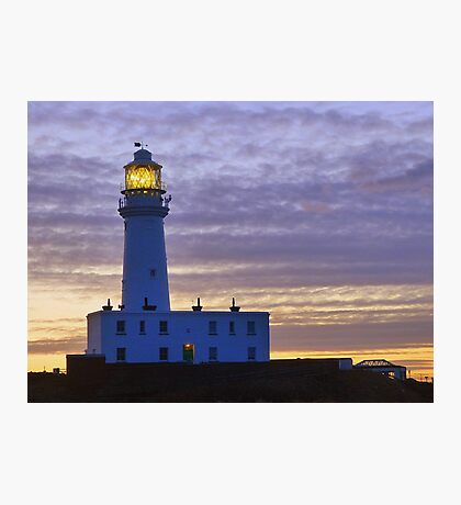 Flamborough Lighthouse.  Photographic Print