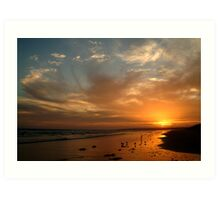 Pt Impossible Torquay, Great Ocean Road Art Print