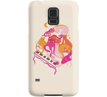 Jazz Cats Samsung Galaxy Case/Skin