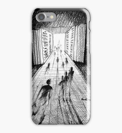 an open door iPhone Case/Skin