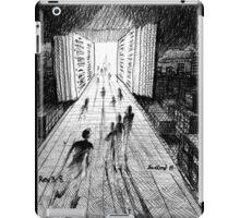 an open door iPad Case/Skin