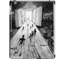 an open door iPad Case/Skin