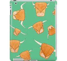Fluffy Cows iPad Case/Skin