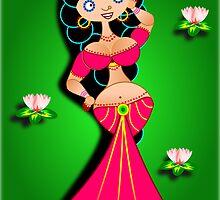 Sita sings the blues by tandoor