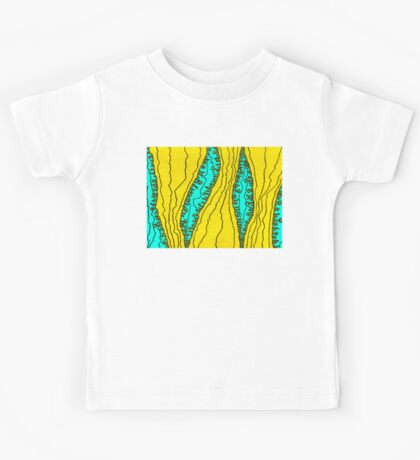 Crazy Apple Trees During Harvest Time Kids Tee