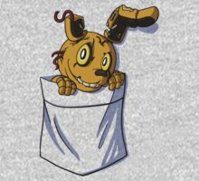 Springtrap in my Pocket Kids Clothes