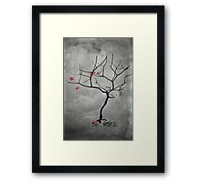 Natures Song Framed Print