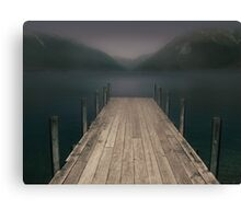 Shortly After The Dream Canvas Print