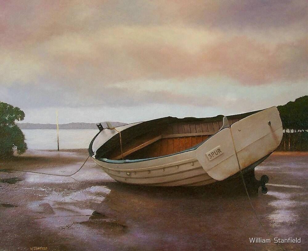 lowtide-original by William  Stanfield
