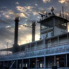Riverboat 'Natchez' by steini