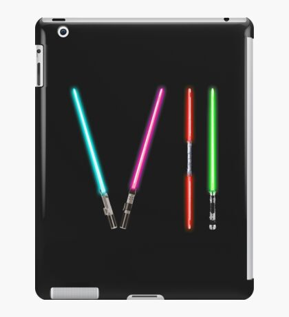 episode 7 - be ready iPad Case/Skin