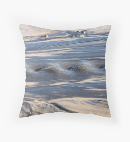 Dragon Spine tales of sand and water Throw Pillow