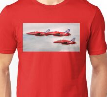 Red Arrows - 50 Display Seasons Unisex T-Shirt
