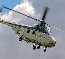 Westland Whirlwind HAR.10 XJ763 G-BKHA by Colin Smedley
