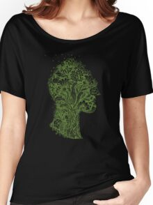 Think Green Profile Women's Relaxed Fit T-Shirt