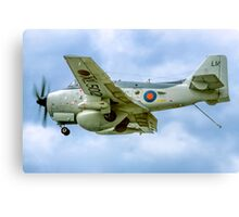 Fairey Gannet AEW.3 XL502 G-BMYP Canvas Print