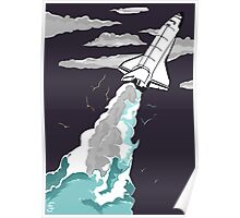 Space Shuttle - Poster Poster