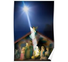 Unto us a child is born Poster