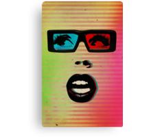 Color Chaos Collection -- 3D Canvas Print