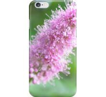Pink flowers are always beautiful.. iPhone Case/Skin