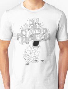 The Televution Will Not Be Revolized Unisex T-Shirt
