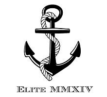 Elite - Anchor Design Photographic Print