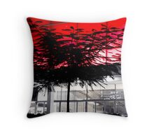 Goma by night Throw Pillow