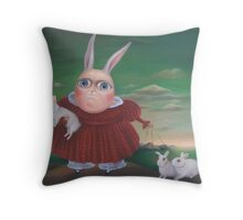 Warm Evening Throw Pillow