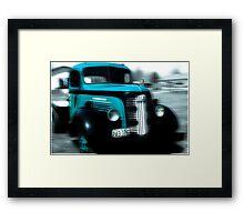 1937 GMC  Framed Print