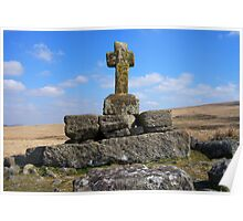 Dartmoor: Crosses Series - Childe's Tomb Poster