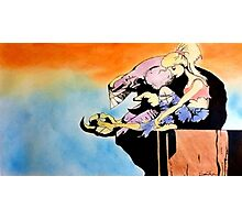 "Ode to ""The Maxx"" Photographic Print"