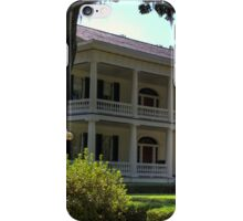 Rosedown Plantation Home iPhone Case/Skin