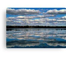 Lake Kenyan, Victoria. Canvas Print