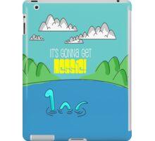 It's Gonna Get NESSIE! iPad Case/Skin